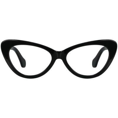 Cat Eye Eyeglasses 118072-c