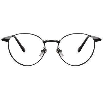 G4U 8003 Round Eyeglasses 120126-c