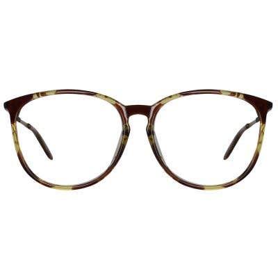 Rectangle Eyeglasses 121104-c
