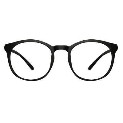 Round Eyeglasses 121141-c
