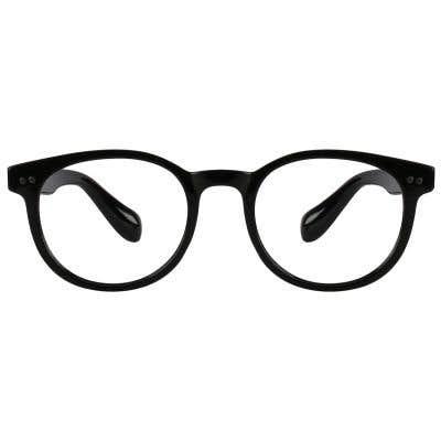G4U G-AC Round Eyeglasses 124011-c