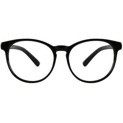 Kids Round Eyeglasses 124037-c