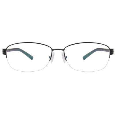 Rectangle Eyeglasses 125588-c