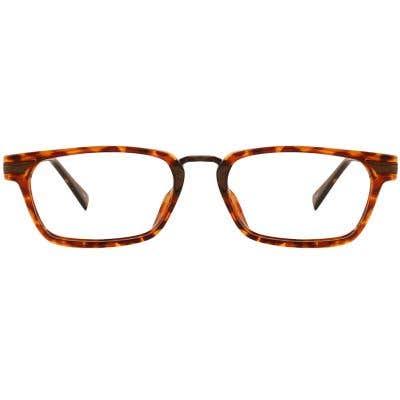 G4U 3321-1 Rectangle Eyeglasses 127073-c