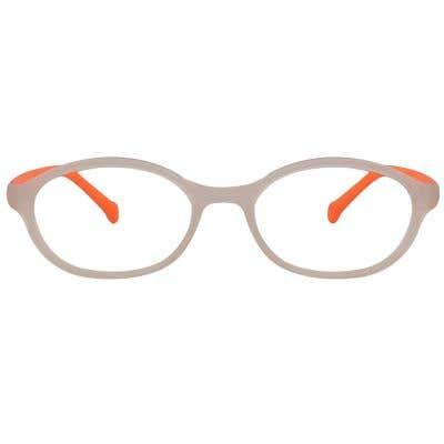 Oval Kids Eyeglasses 127829-c