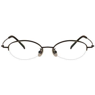 Oval Eyeglasses 128974
