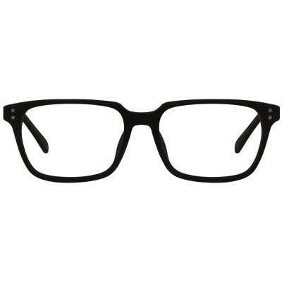 Wood Rectangle Eyeglasses 129056
