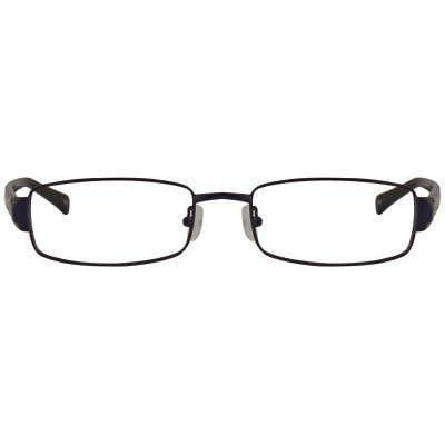 Rectangle Eyeglasses 129086
