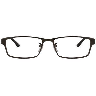 Rectangle Eyeglasses 129089