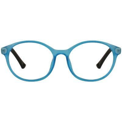 Kids Round Eyeglasses 129177