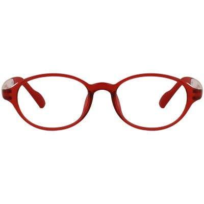 Kids Oval Eyeglasses 129178