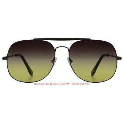 Pilot Eyeglasses 129242-c