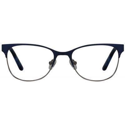 Rectangle Eyeglasses 129538-c