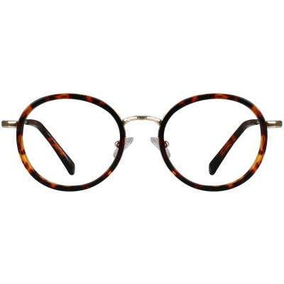 Round Eyeglasses 130409-c