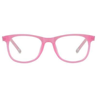 Kids Eyeglasses 131298-c-Pink-Clear