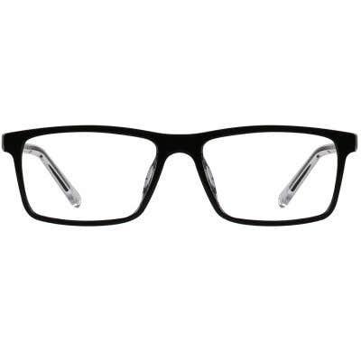 Rectangle Eyeglasses 131330-c