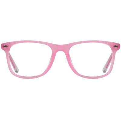 Kids Eyeglasses 131350-c-Pink-Clear