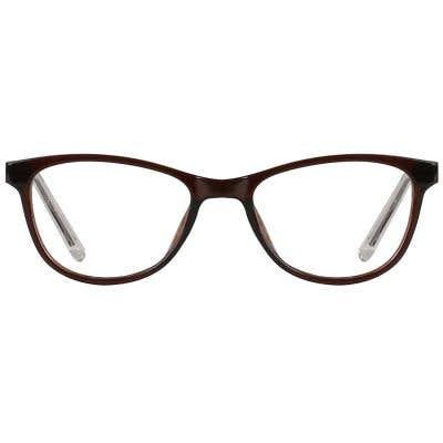 Kids Eyeglasses 131369-c-Grey-Clear