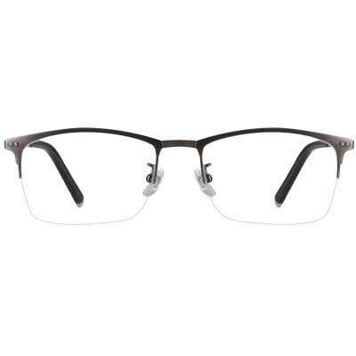 Rectangle Eyeglasses 131583-c