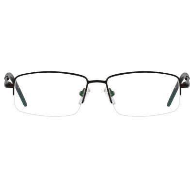 Rectangle Eyeglasses 131638-c