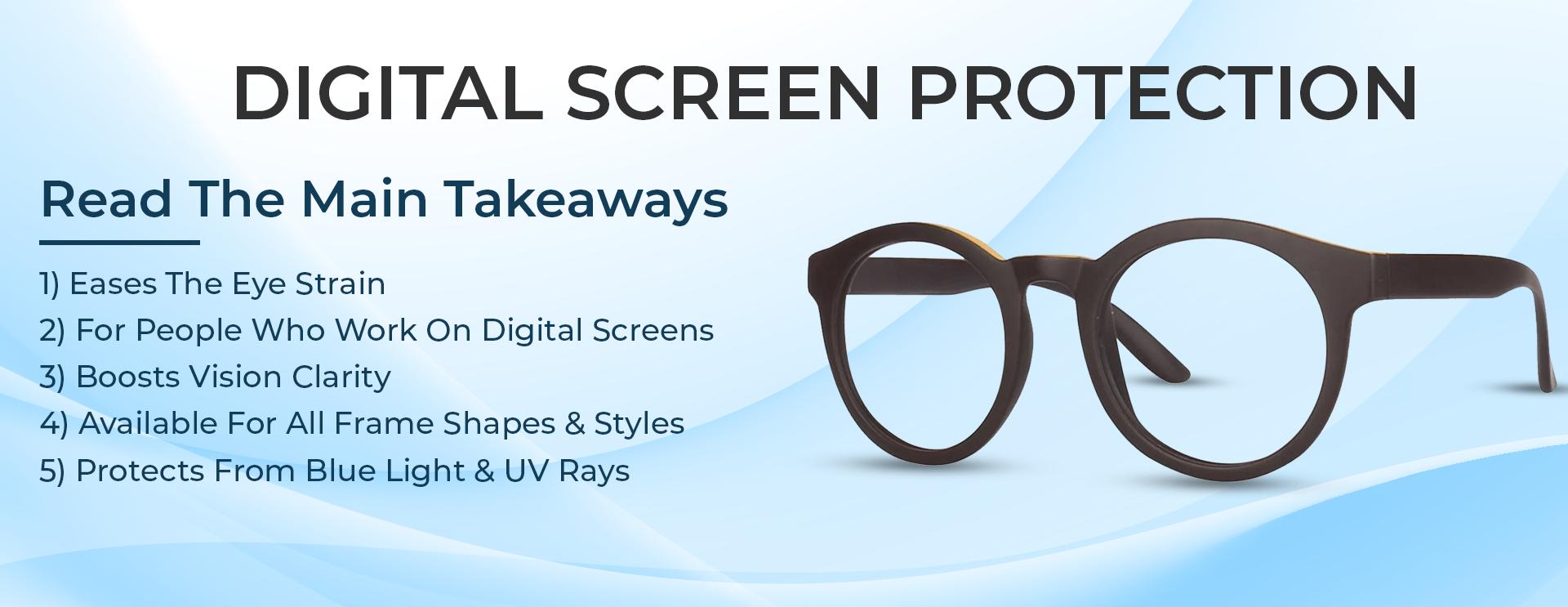 Digital Screen Protection - The Main Takeaways