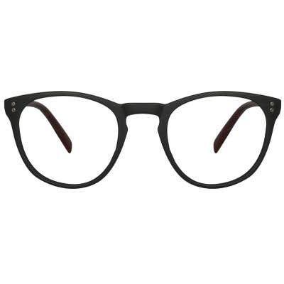 Round Eyeglasses 123711
