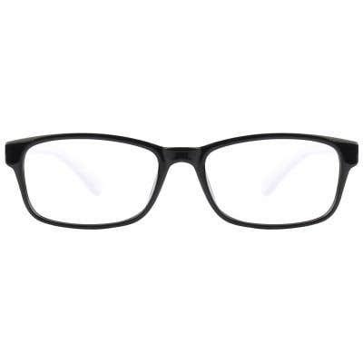 Rectangle Eyeglasses 125739
