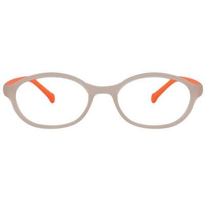 Oval Kids Eyeglasses 127829-c