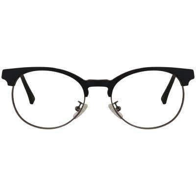 Browline Eyeglasses 129001-c
