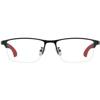 Rectangle Eyeglasses 131180-c