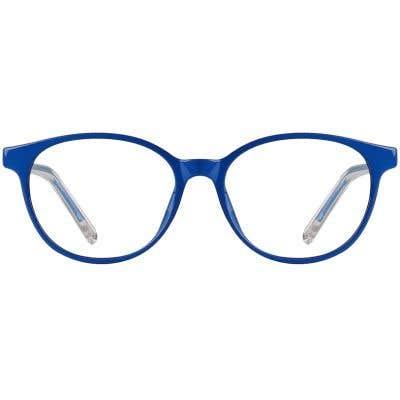 Round Eyeglasses 131311-c