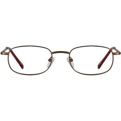 Rectangle Eyeglasses 131455
